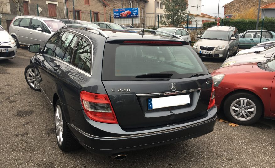 Mercedes C220 CDI 170cv Break Avantgarde an.05/08