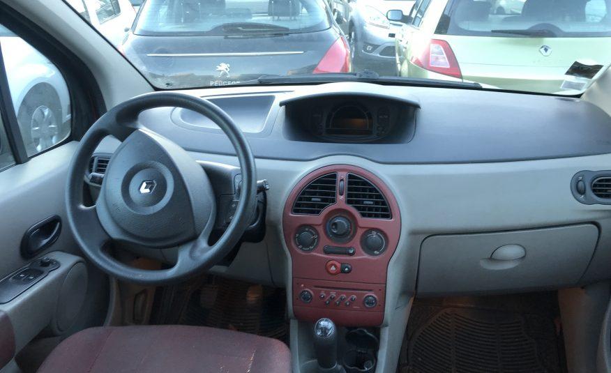 Renault Modus 1.5 DCI 65cv Authentique an.03/06